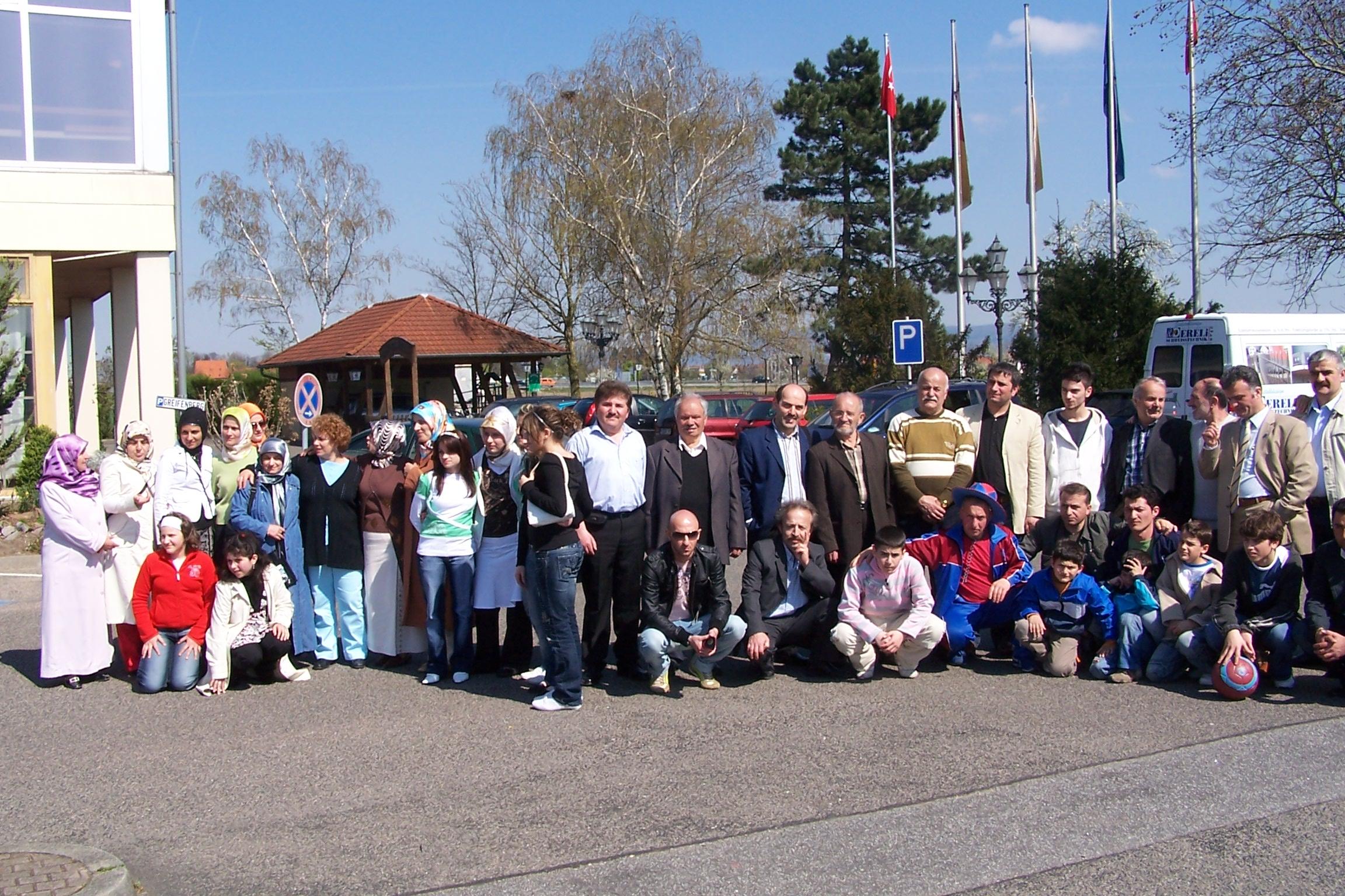 Avrupa Holo Birliği Aile toplantısı 2007